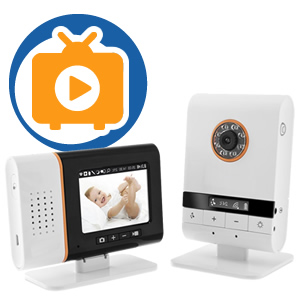 Baby Monitor con Video